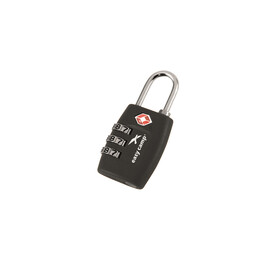 Easy Camp TSA Secure Lock - negro